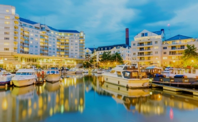 Bournemouth Regency Court Holiday Flats, Self-catering accommodation in Bournemouth
